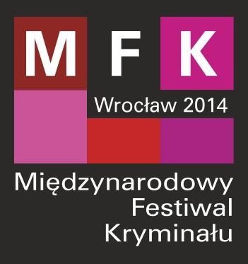 Międzynarodowy Festiwal Kryminału – logo (źródło: materiały prasowe)