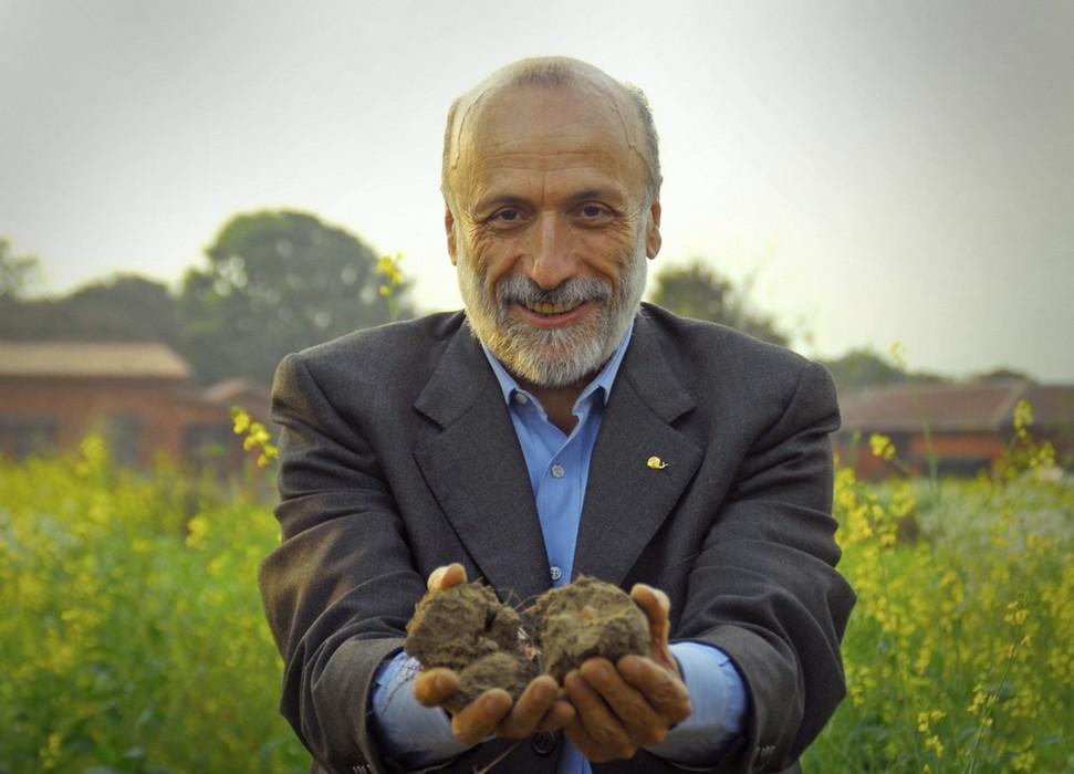 """""""Historia Ruchu Slow Food"""", reż. Stefano Sardo (źródło: materiały prasowe organizatora)"""