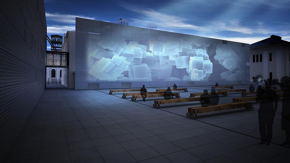 Stara Kopalnia – Centrum Nauki i Sztuki w Wałbrzychu, proj. Nizio Design International (źródło: materiały prasowe organizatora)