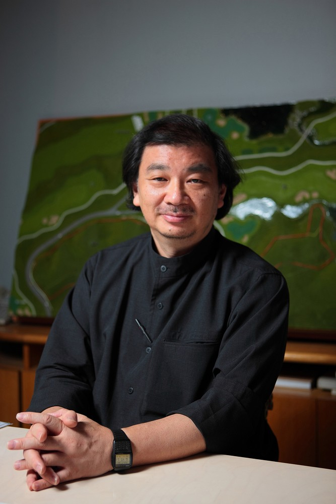Shigeru Ban, fot. Shigeru Ban Architects (źródło: materiały prasowe organizatora)