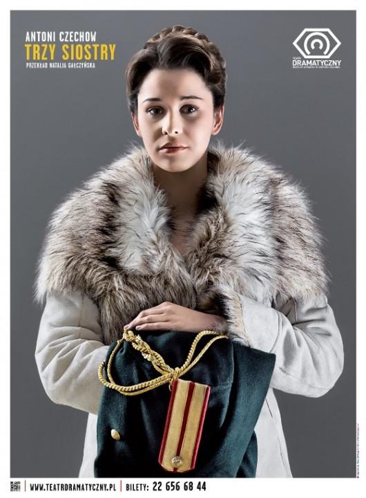 """""""Trzy siostry"""", plakat (źródło: mat. prasowe)"""