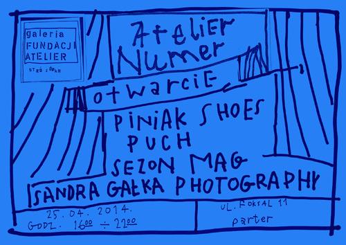 Atelier Numer, otwarcie (źródło: materiały prasowe organizatora)