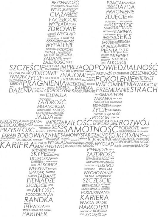 """Dolce Vita"", plakat (źródło: mat. prasowe)"