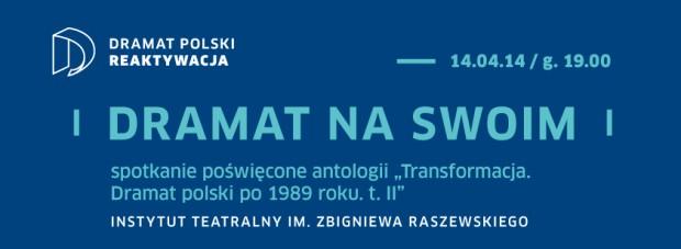"""""""Dramat na swoim"""" (źródło: materiały prasowe)"""