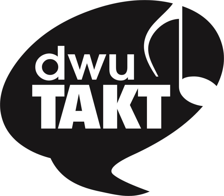 """""""DwuTakt: Muzyka i Komiks"""" – logo (źródło: materiały prasowe)"""