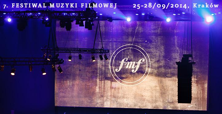 Festiwal Muzyki Filmowej 2014 (źródło: mat. prasowe)