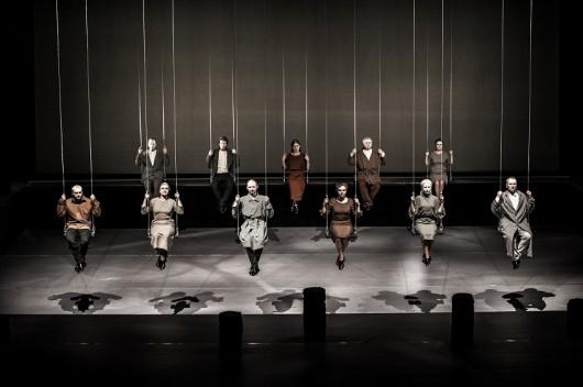 """""""Parsifal"""", fot. Katarzyna Zalewska (źródło: materiały prasowe organizatora)"""