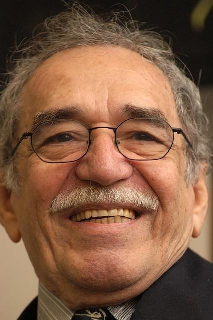Gabriel García Márquez, fot. Jose Lara (źródło: Wikipedia. Wolna Encyklopedia; plik na licencji Creative Commons)