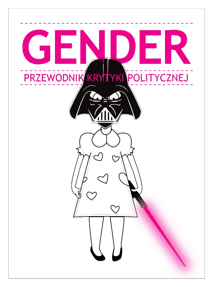 """""""Gender. Przewodnik Krytyki Politycznej"""" – okładka (źródło: materiały prasowe)"""