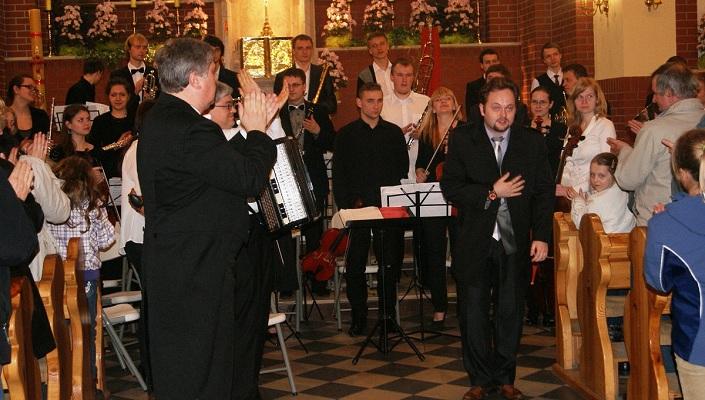 Koncert Państwowej Orkiestry Młodych Talentów Republiki Białoruś (źródło: mat. prasowe)