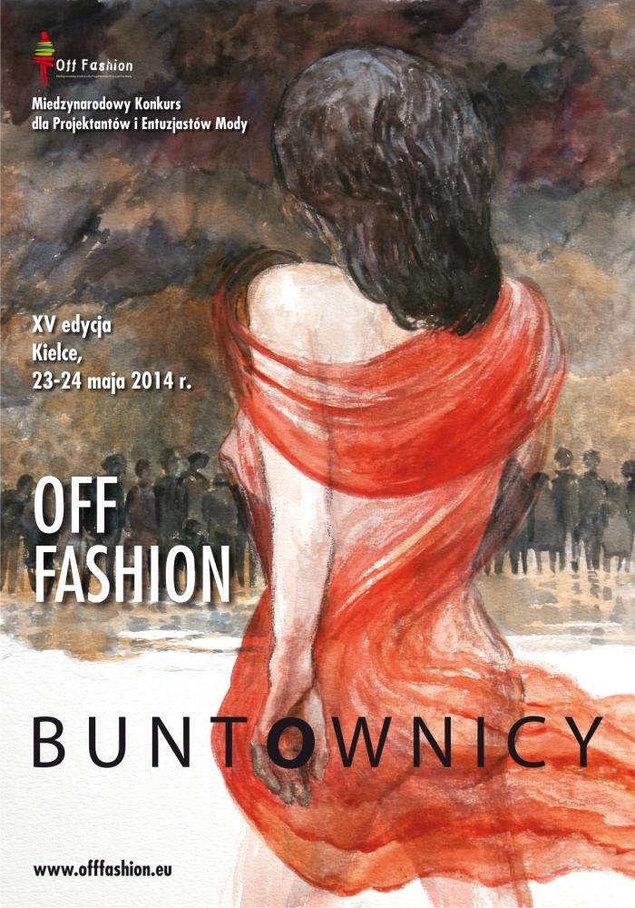 Międzynarodowy Konkurs dla Projektantów i Entuzjastów Mody OFF Fashion (źródło: materiały prasowe organizatora)