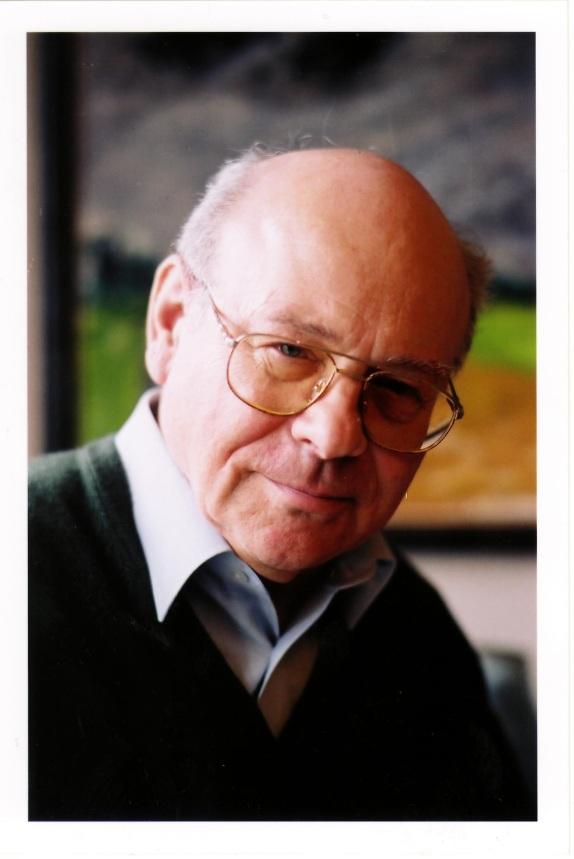 Krzysztof Pomian (źródło: materiały prasowe)