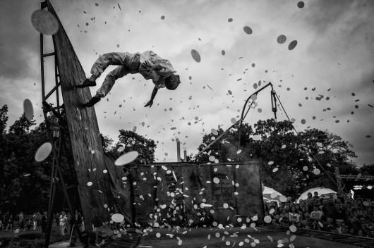 Fot. Marek Lasyk, kategoria Kultura i sztuka, zdjęcie pojedyncze, II miejsce (źródło: materiały prasowe organizatora)
