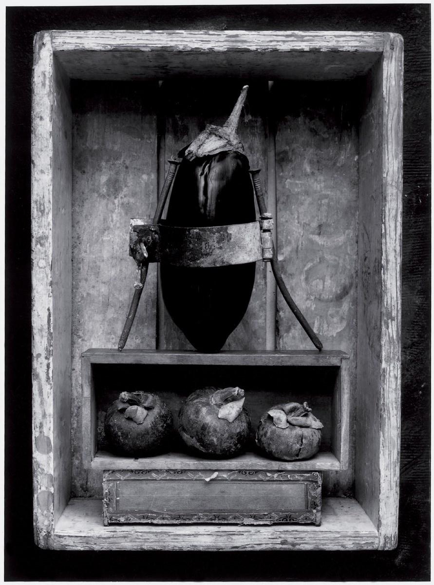 "Michel Medinger, ""Le repos du guerrier"" (źródło: materiały prasowe organizatora)"