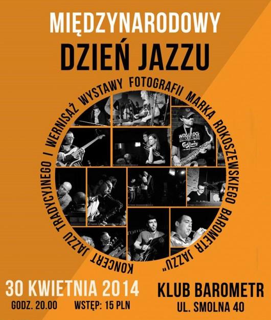 Międzynarodowy Dzień Jazzu (źródło: materiały prasowe organizatora)
