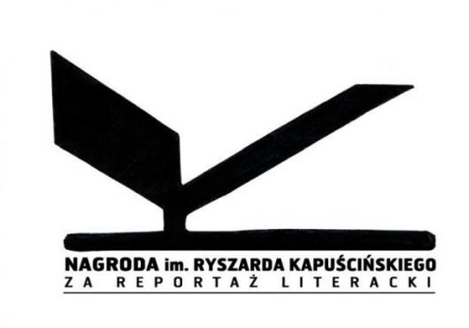 Nagroda im. Ryszarda Kapuścińskiego – logo (źródło: materiały prasowe)