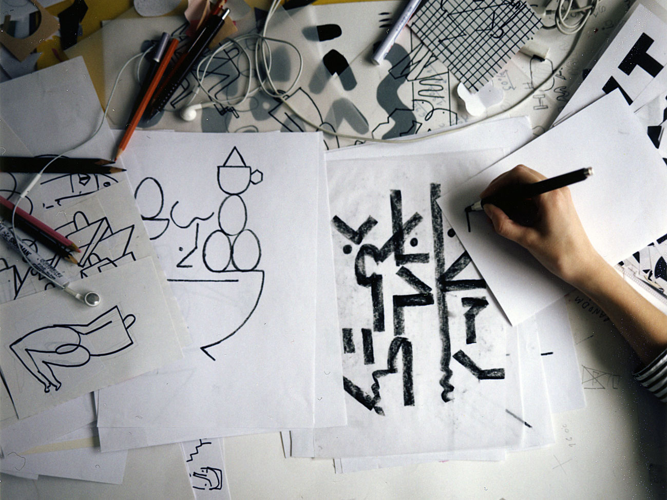 Ola Niepsuj, ilustracje (źródło: materiały prasowe)