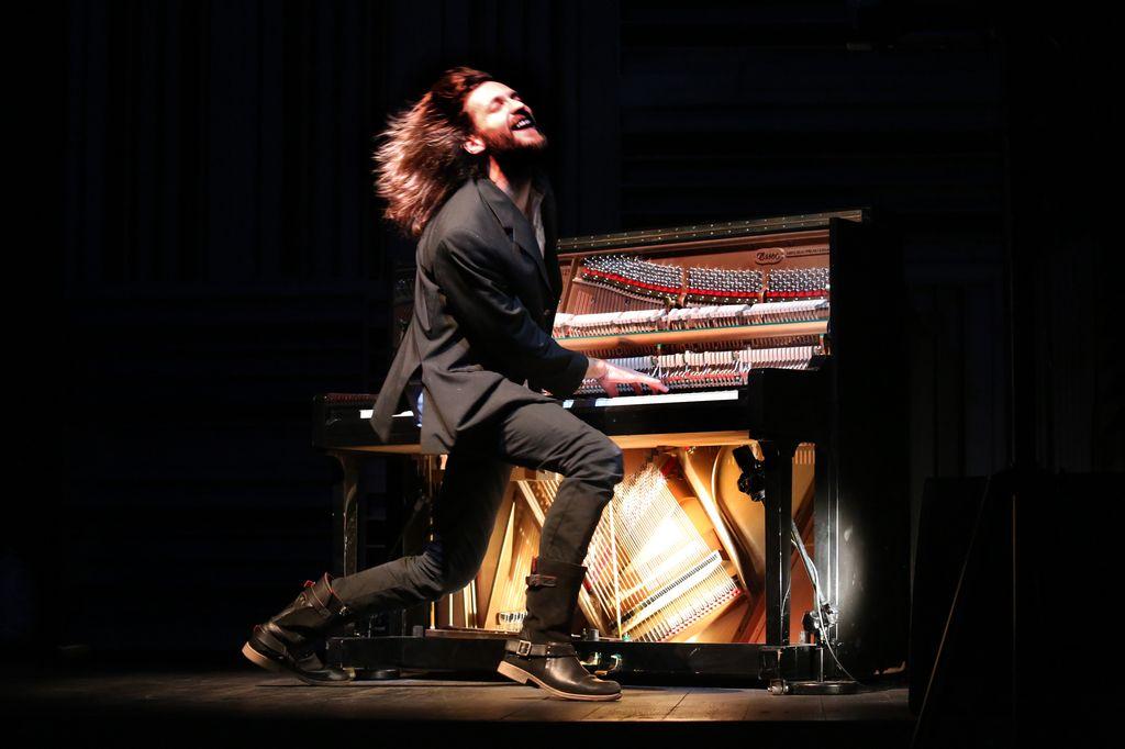 """Sambor Dudziński, """"Król Dawid – Live!"""" (źródło: materiały prasowe organizatora)"""