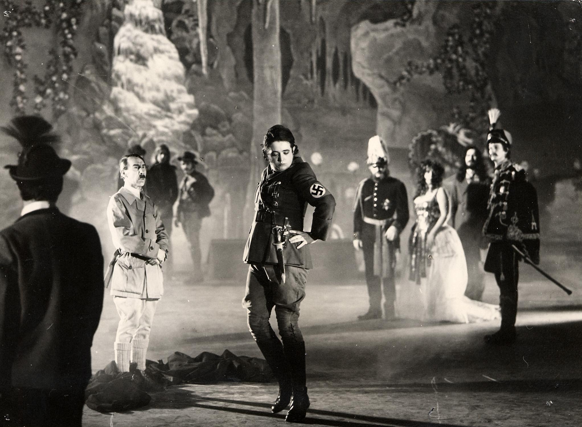 """""""Ludwig – requiem dla dziewiczego króla"""", reżyseria Hans Jürgen Syberberg (źródło: materiały prasowe organizatora)"""