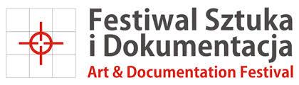 Festiwal Sztuka i Dokumentacja, logo (źródło: materiały prasowe organizatora)