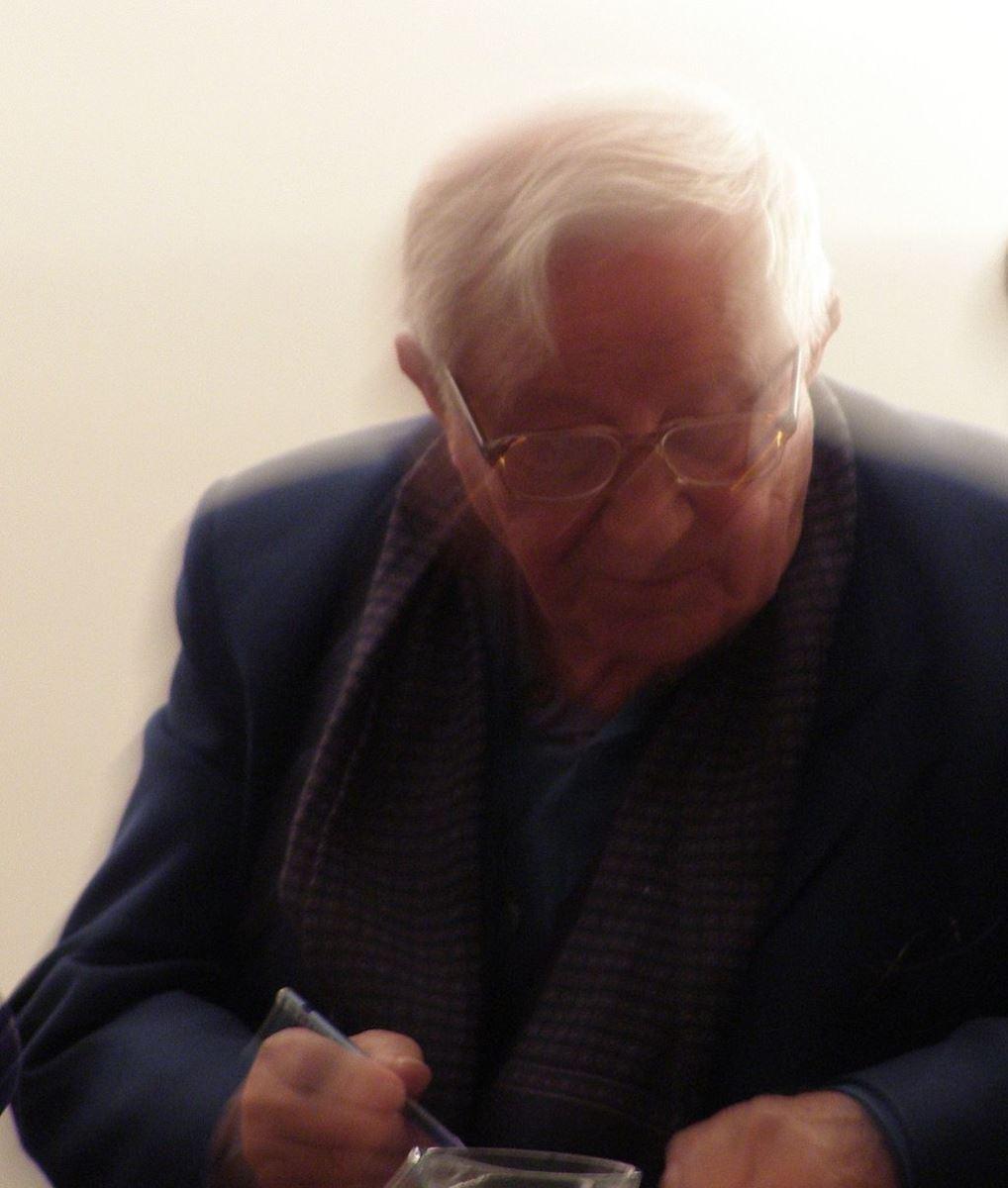 Tadeusz Różewicz, 2007 (źródło: Wikipedia. Wolna Encyklopedia)