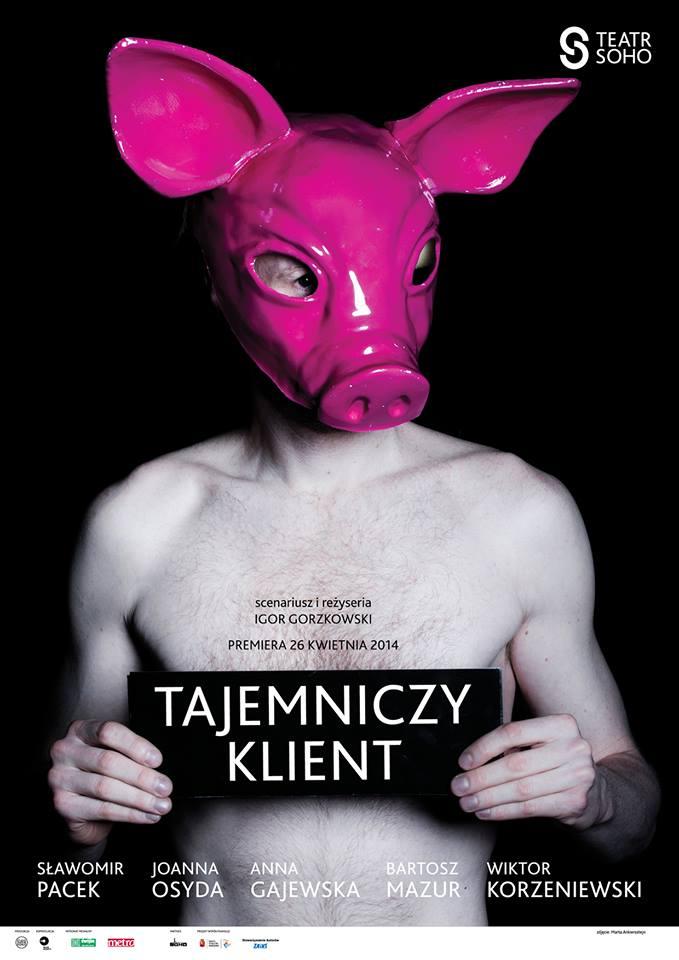 """Tajemniczy klient"" (źródło: mat. prasowe Teatru Studio)"