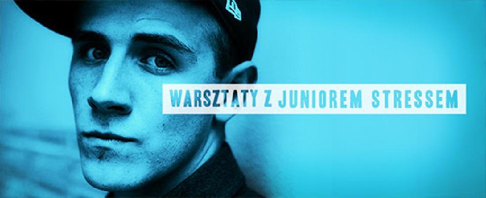 Warsztaty z Junior Stressem podczas Nocy Kultury 2014 (źródło: mat. prasowe)
