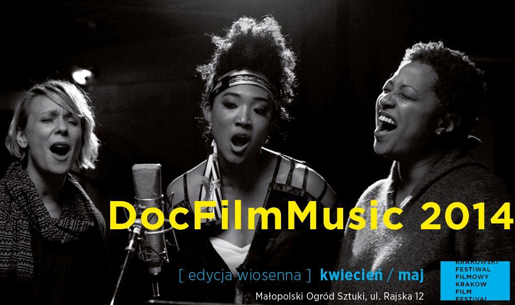DocFilmMusic 2014 (źródło: materiały prasowe organizatora)