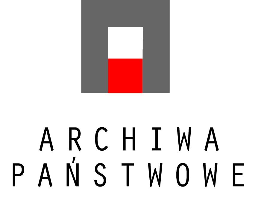 Archiwa Państwowe – logo (źródło: materiały prasowe)