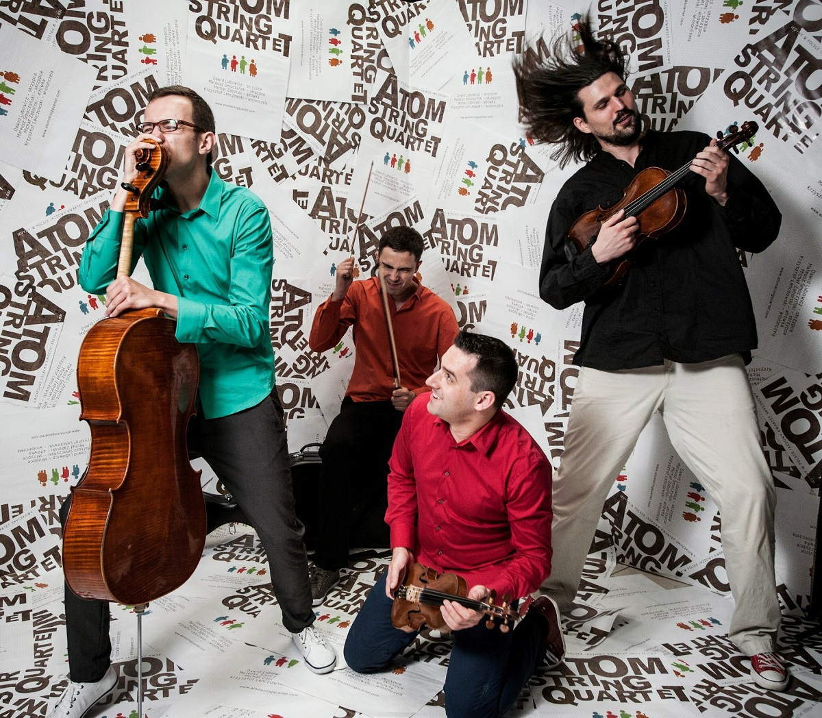 Atom String Quartet (źródło: mat. prasowe)