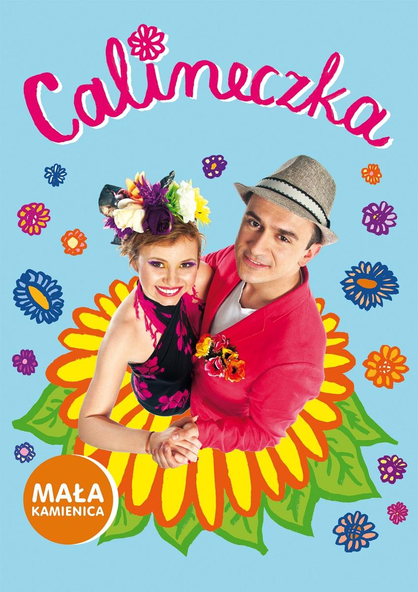 """""""Calineczka"""", plakat (źródło: mat. prasowe)"""