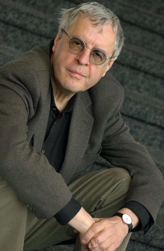 Charles Simic (źródło: materiały prasowe)