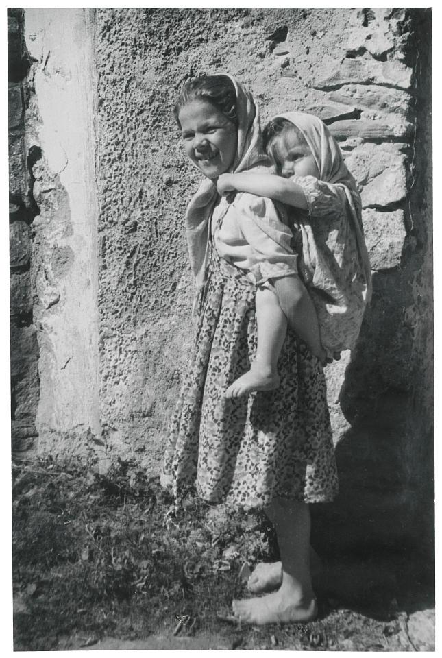 Dziewczynki góralskie, fot. J. Młodziejowski (źródło: materiały prasowe)