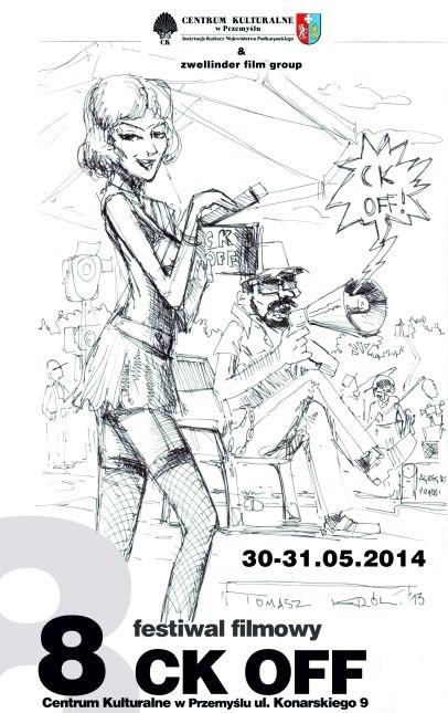 VIII Festiwal Filmowy CK OFF w Przemyślu (źródło: materiały prasowe)