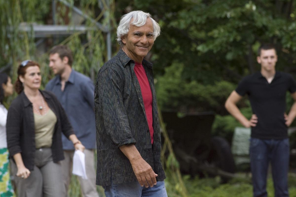 Eugenio Barba, fot. Francesco Galli (źródło: mat. Archiwum Instytutu Grotowskiego)