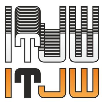"""""""Internetowy Turniej Jednego Wiersza"""", logo (źródło: materiały prasowe)"""