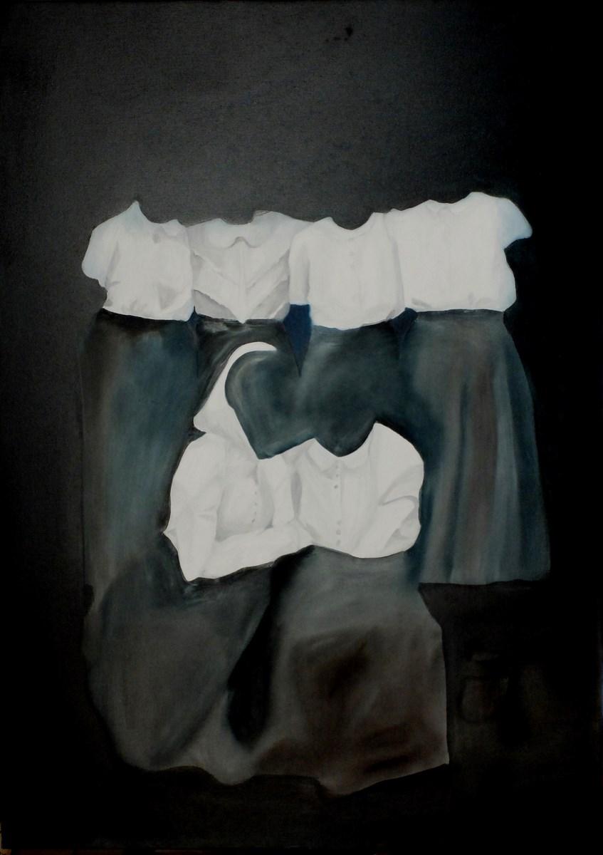 "Marta Mrówka, ""6 sukienek"" (źródło: materiały prasowe organizatora)"