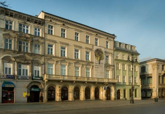 Kamienica pod Kruki (fot. P. Mazur), Międzynarodowe Centrum Kultury w Krakowie (źródło: materiały prasowe organizatora)