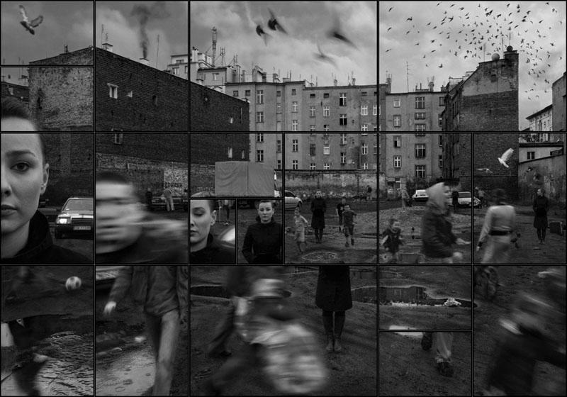 """Michał Pietrzak, """"Habitat"""", kadr video (źródło: materiały prasowe organizatora)"""
