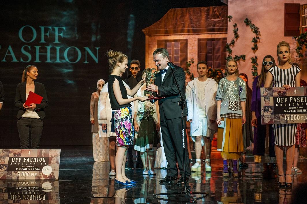 Międzynarodowy Konkurs dla Projektantów i Entuzjastów Mody OFF Fashion (źródło: materiały prasowe)