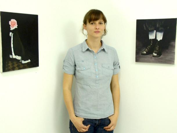 Monika Chlebek, Galeria YUKI-SIS w Tokyo (źródło: materiały organizatora)