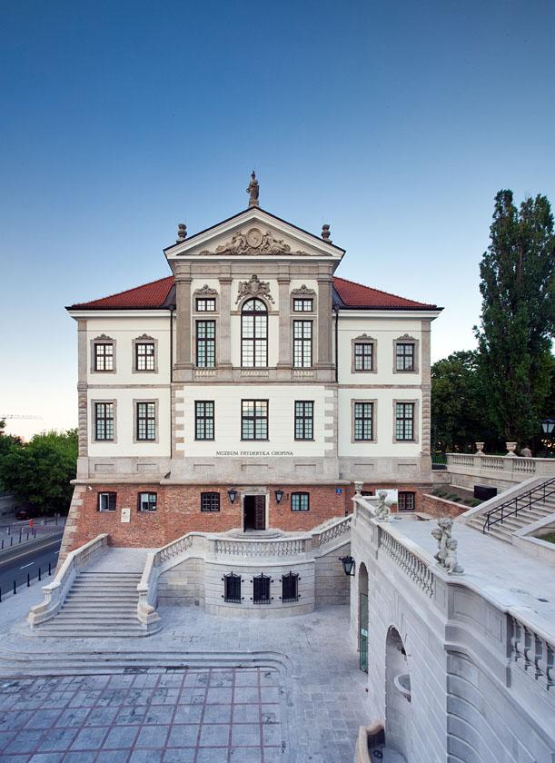 Muzeum Fryderyka Chopina w Warszawie (źródło: materiały prasowe)