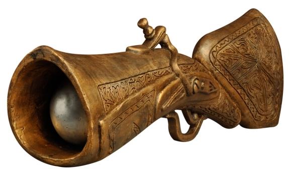 Nagroda Wielkiego Kalibru – statuetka (źródło: materiały prasowe)