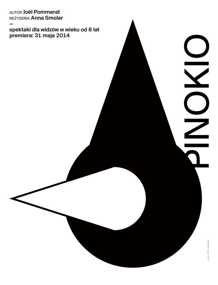 """""""Pinokio"""", plakat (źródło: mat. prasowe)"""