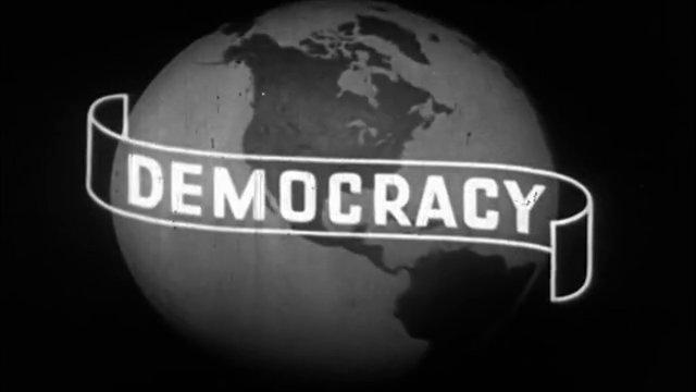 """""""Radical Democracy: Video Challenge for an Open Society"""", logo (źródło: materiały prasowe)"""