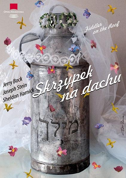 """Skrzypek na dachu"", plakat (źródło: mat. prasowe)"