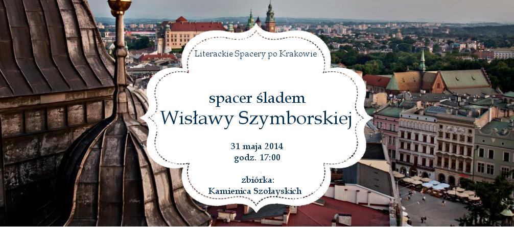 Spacer śladem Wisławy Szymborskiej (źródło: materiały prasowe)