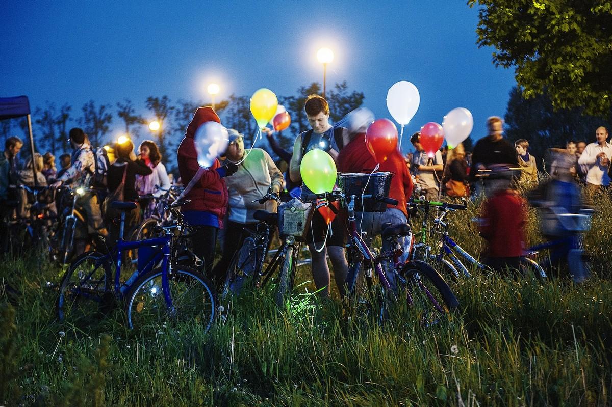 Streetwaves: balony, fot. Bogna Kociumbas (źródło: materiały prasowe)
