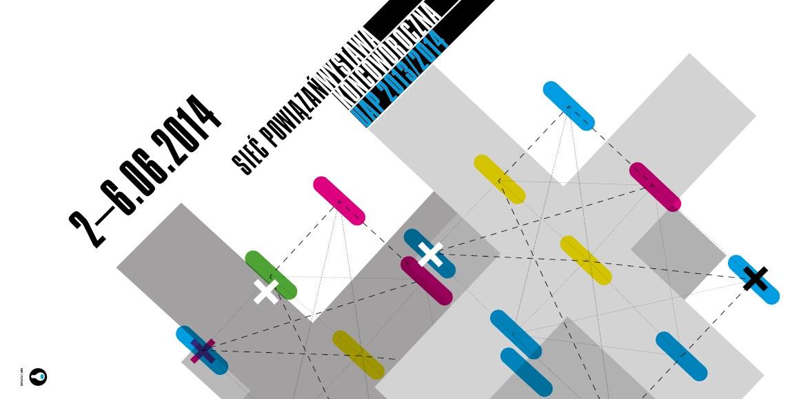 Wystawa końcoworoczna UAP, plakat (źródło: materiały prasowe organizatora)