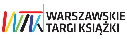 Warszawskie targi Książki – logo (źródło: materiały prasowe)